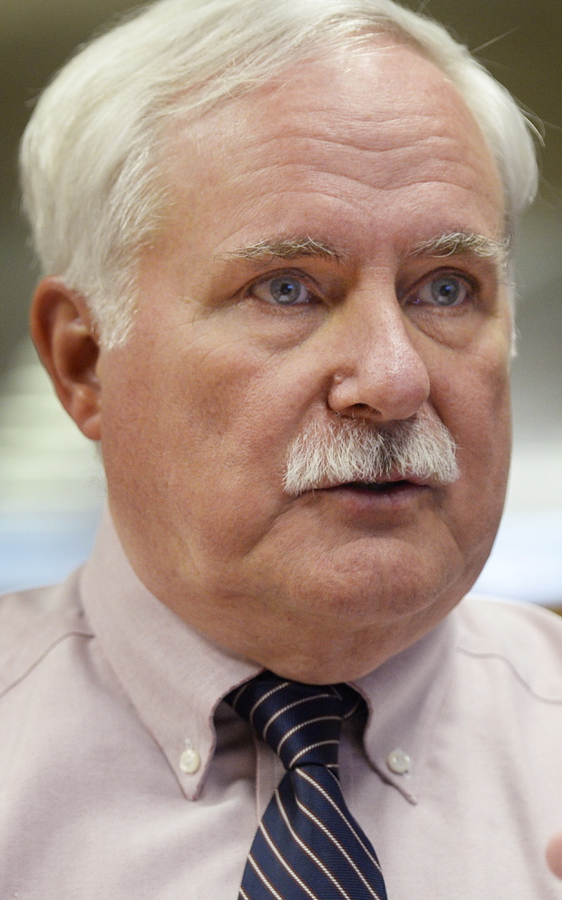 Mike Reed, FairPoint's Maine president