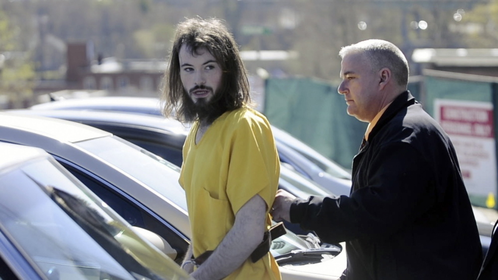 Leroy H. Smith III makes his initial appearance Thursday in Kennebec County Superior Court.