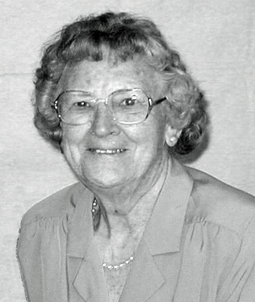 Barbara Strout, a longtime registered Republican, served as Windham's town clerk and spent four years in the state House of Representatives.