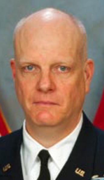 Brig. Gen. James Campbell