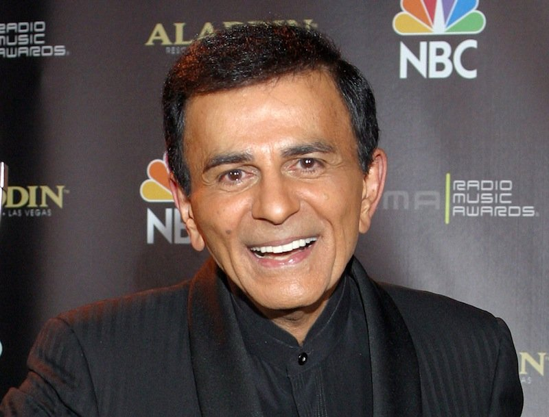 Casey Kasem is shown in 2003. A Los Angeles judge appointed one of Kasem's daughters as his temporary conservator on Monday after expressing concerns about the ailing radio personality's well-being because he has been moved to a medical facility outside the United States.