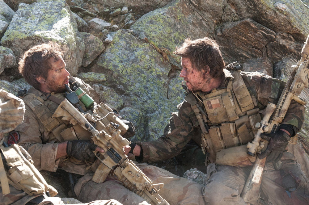 Mark Wahlberg stars as Marcus Luttrell in Universal Pictures' Lone Survivor (2014)