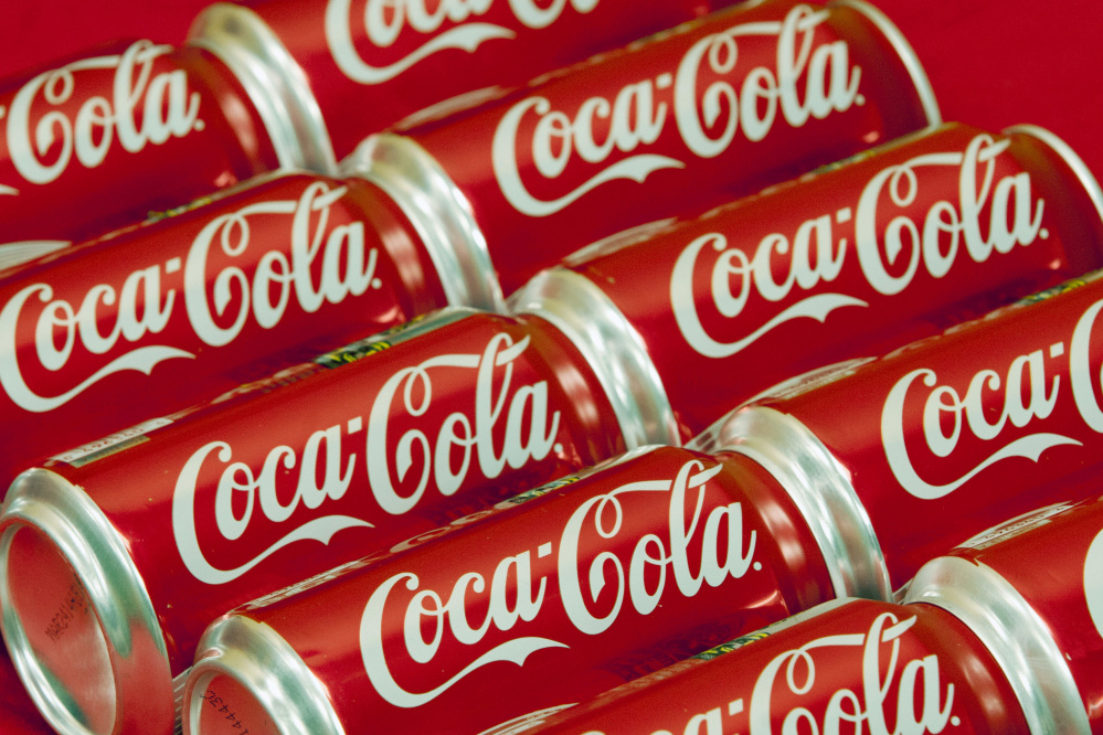 Coca-Cola is taking on obesity with an online video showing how fun it could be to burn off the 140 calories in a can of its soda. 2013 File Photo/The Associated Press