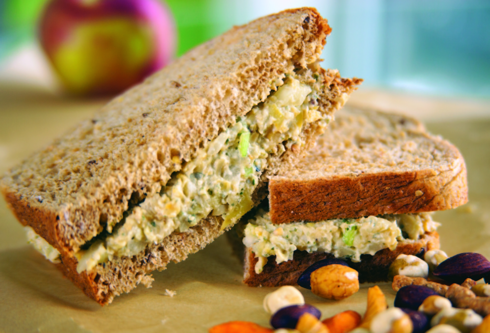 Tunno sanwich Courtesy of Delicious TV