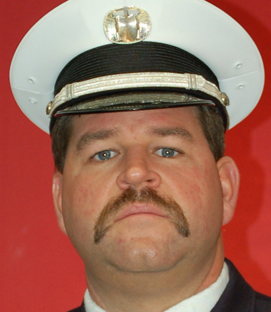Capt. Mike Kucsma