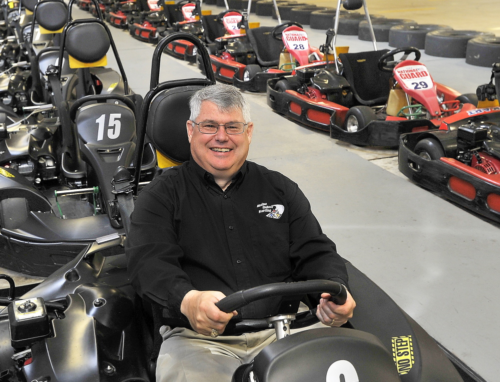 Go Kart Racing Drives Small Business Champ The Portland
