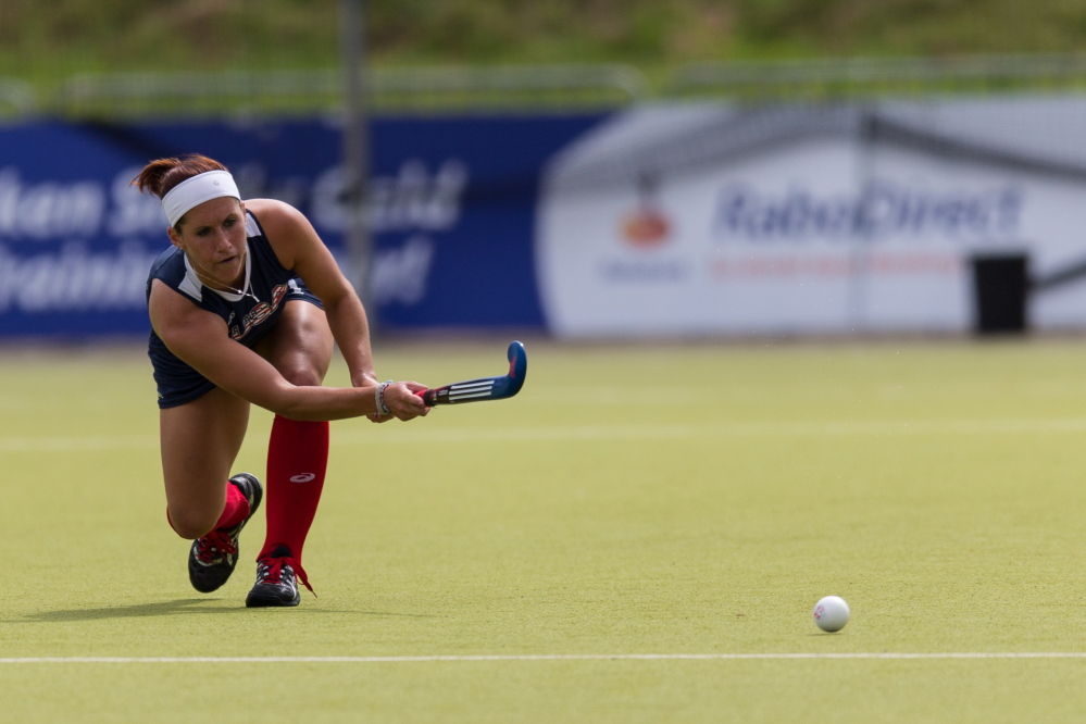 Hannah Prince, a 2010 graduate of Gorham High School, has been named to the U.S. women's national field hockey team.