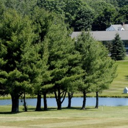 Dutch Elm, located in Arundel and of the best public courses in southern Maine, offers panoramic views of the clubhouse and beyond from the ninth and 18th holes. The course is particularly attractive because of its daily all-you-can-play specials starting at 2 p.m.