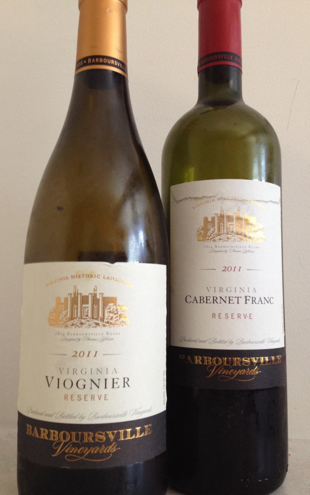 Barboursville wines from Virginia put the lie to the belief that serious wine isn't doable east of Napa.