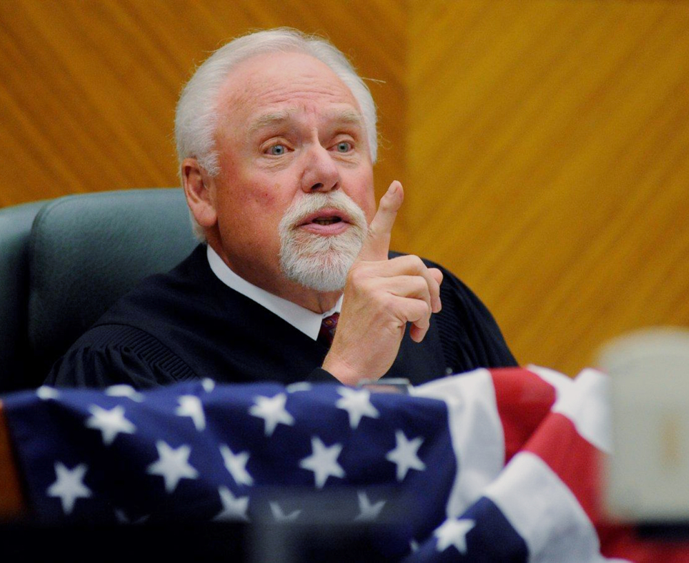 Richard F. Cebull, the former chief judge of the District of Montana, resigned after a newspaper published the contents of inflammatory emails he forwarded while on the bench.
