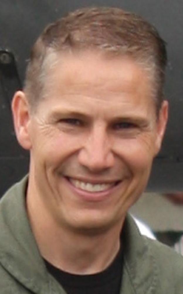 Lt. col. Eric Samuelson