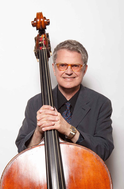 Jazz bassist Charlie Haden is shown in 2011. The influential musician died Friday in Los Angeles after a long illness.