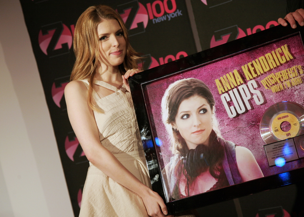 """Actress Anna Kendrick of Portland starred in the 2012 release """"Pitch Perfect"""" and will appear in """"Pitch Perfect 2."""""""