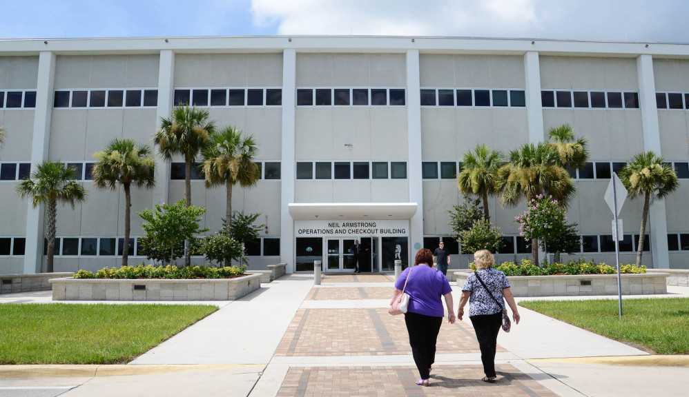 The Operations and Checkout building at Kennedy Space Center in Florida will now bear the name of Neil Armstrong, who became the first person to walk on the moon July 20, 1969.