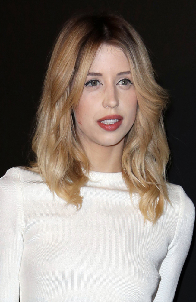 Peaches Geldof, 25, took a fatal dose of heroin after a period of trying to kick the drug, an inquest concludes.