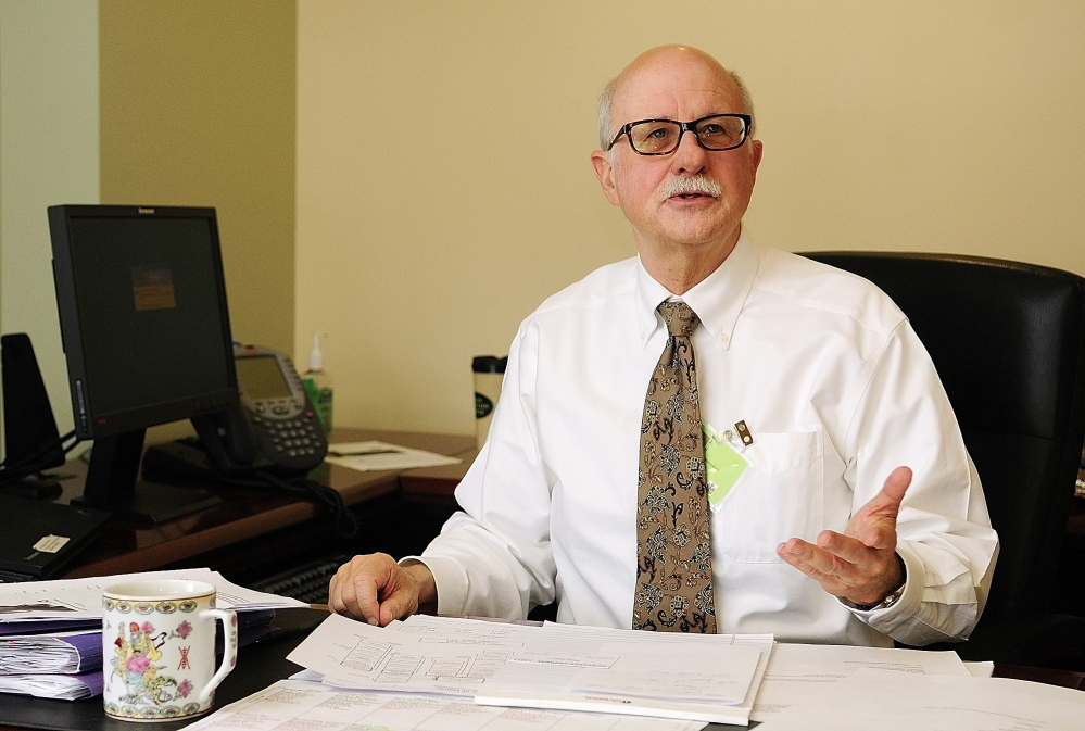 """Riverview Superintendent Jay Harper said the hospital acknowledges failings identified by a federal study in May, but """"we went back to the drawing board"""" to fix those issues with the hope of regaining certification."""