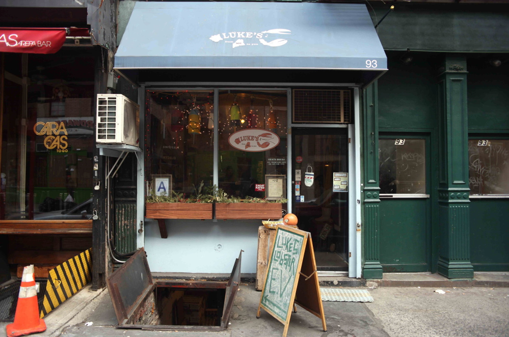The first Luke's Lobster opened in New York's East Village in 2009. His signature dish was lauded for its low price ($15) and simple preparation.