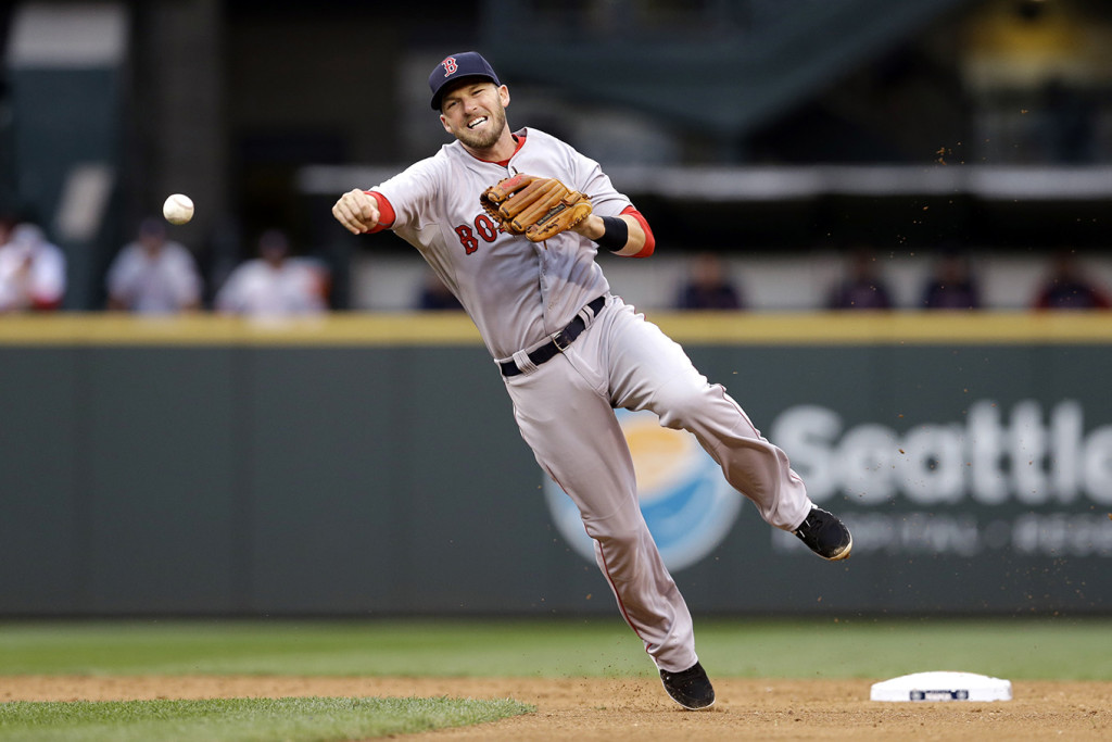 Shortstop Stephen Drew, who rejoined the Red Sox in May, was traded Thursday to the New York Yankees, likely to place second base.