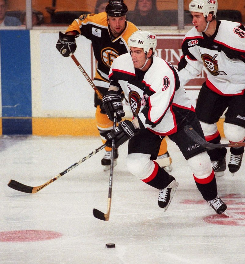 Center Jeff Nelson was a key contributor to the Pirates' 1994 title. Press Herald file photo