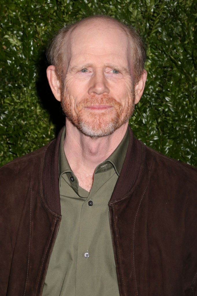 Director Ron Howard attends the Tribeca Film Festival in New York City in this April 22, 2014, photo. The Associated Press / Invision