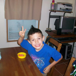 "A photo of Noah Montez from an album entitled ""MY LIFE"" on Facebook, uploaded on June 2, 2009."