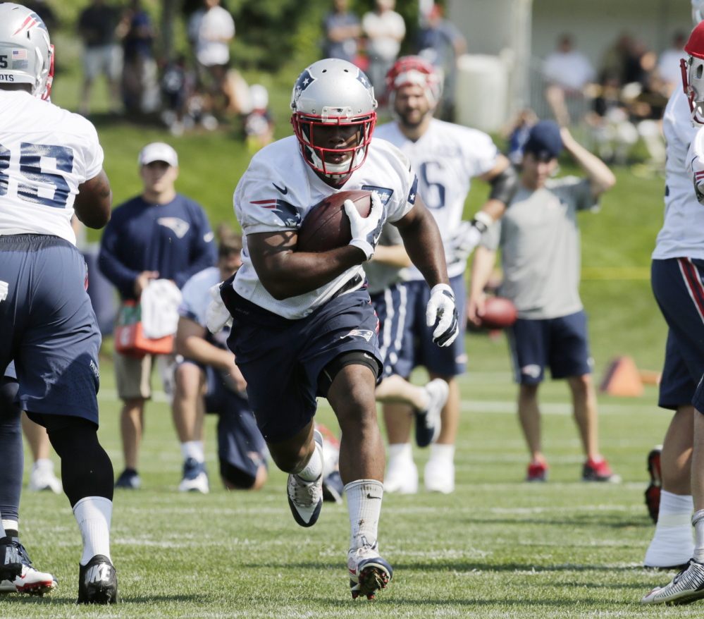 Originally thought of as a third-down running back, James White is having a first-rate preseason for the New England Patriots and could be a big part of the offense.