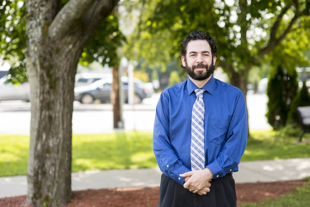 Scott Gagnon, director of Smart Approaches to Marijuana Maine, says legalizing marijuana would have negative effects on Maine communities and young people.