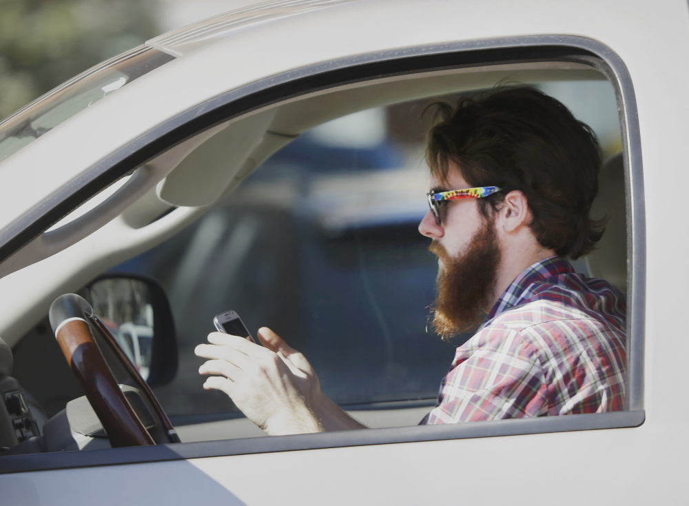 Distracted driving – especially texting – is as dangerous as driving drunk. But while even a first-time OUI offender is punished with at least a short-term license suspension as well as a fine, someone convicted of their first distracted-driving offense receives only a financial penalty.