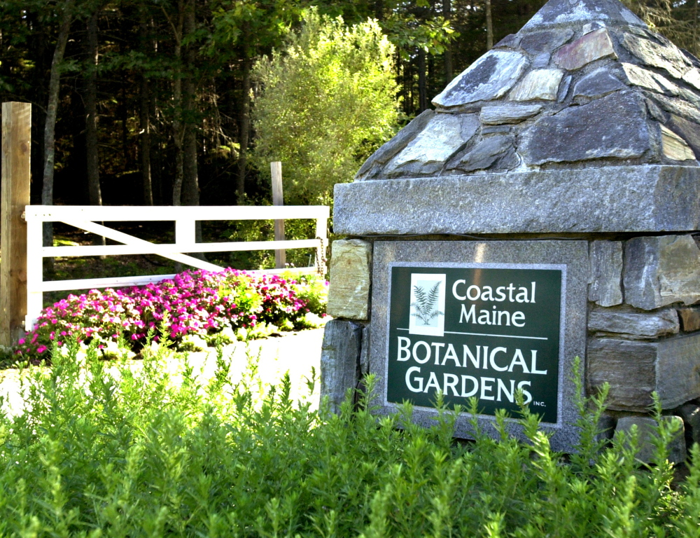 A proposed expansion at eht Coastal Maine Botanical Gardens may double the ornamental garden space and add greenhouses, a conservatory and a new visitor center.