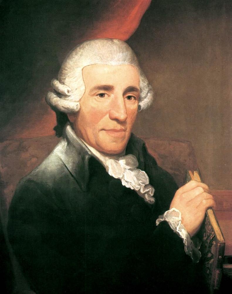 "Franz Joseph Haydn wrote a joke into his ""Surprise"" Symphony."