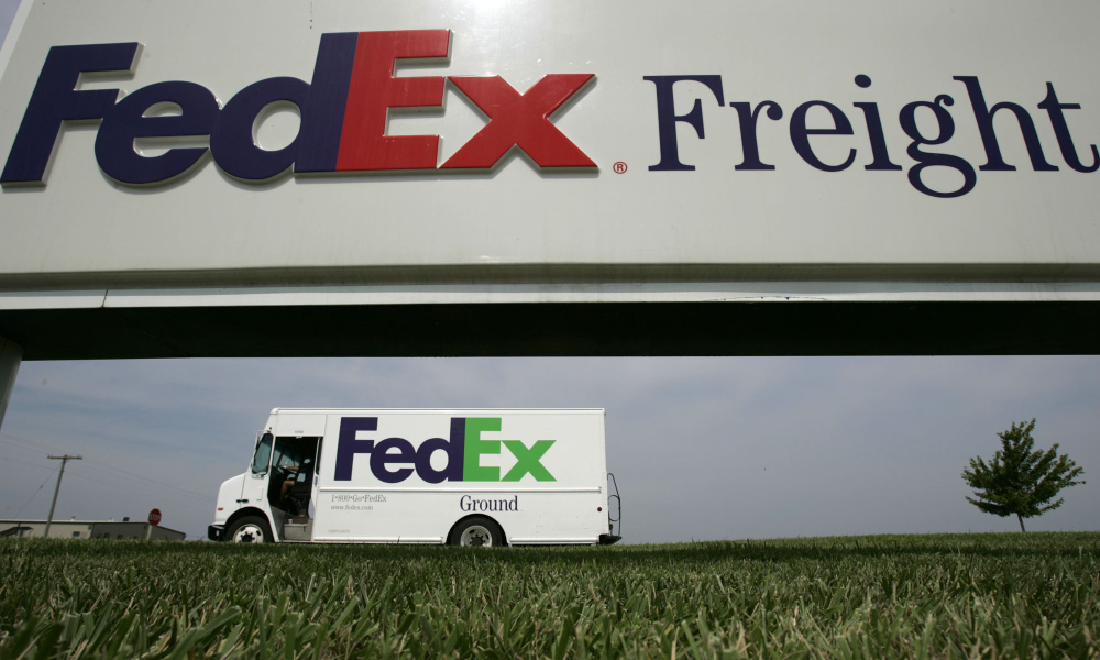 Federal prosecutors say several addicts died soon after receiving shipments of illegal prescription drugs from FedEx. The deaths were included in a new indictment filed late Thursday against Fedex that adds money laundering to a list of charges the company faces.