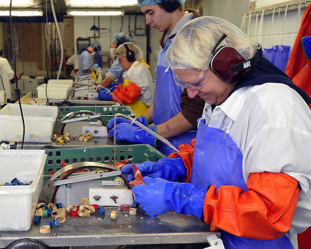 Linda Bean's lobster processing plant has addressed all issues raised by the federal Food and Drug Administration, the company's namesake says.