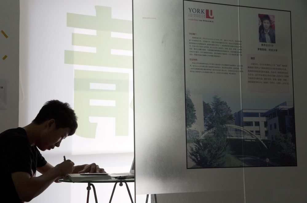 Students in China often face an over-emphasis on rote learning and obedience, but at home and at school they are imbued with critical traits of discipline and motivation.