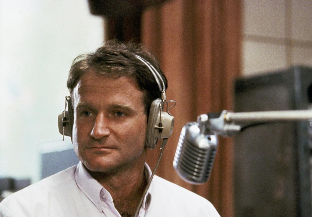 "In 1987, Robin Williams played disc jockey Adrian Cronauer in director Barry Levinsons comedy drama ""Good Morning Vietnam."""