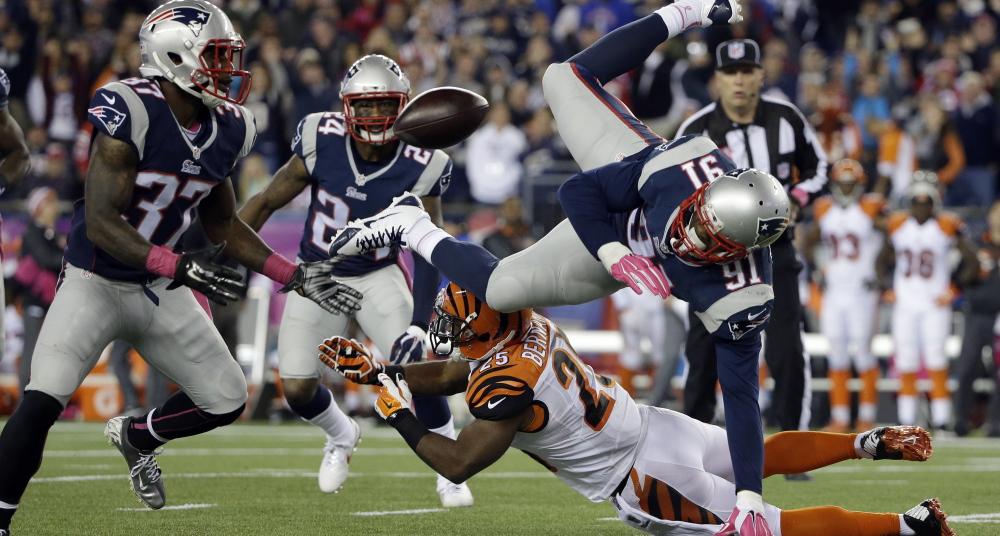 Challenge And Triumph The Patriots 2014 15 Season The
