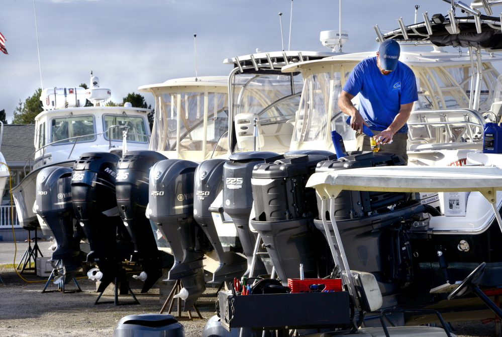 South portland marina operator will pay more to lease city for Electric motor repair portland oregon