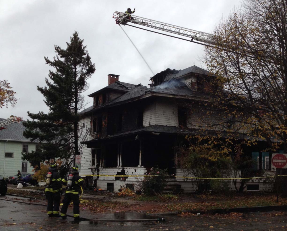 Horrific portland fire how did it happen the portland for Noyes home