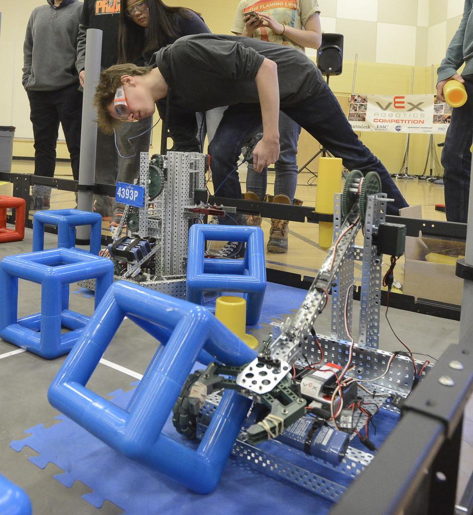 With robotics, best machine wins - The Portland Press ...
