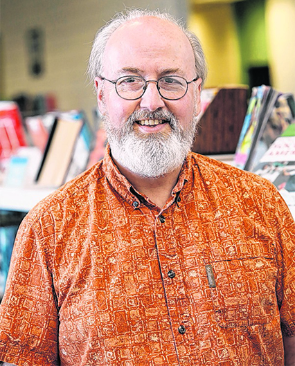 Judge: Steve Weigle, Portable Library team leader, Portland Public Library