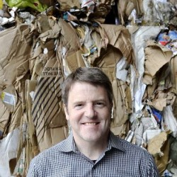 Kevin Roche has been in trash all his professional life, and has seen the garbage industry evolve. Shawn Patrick Ouellette / Staff Photographer