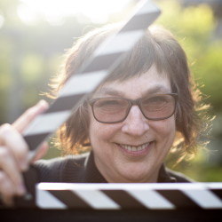 """Kate Kaminski's Bluestocking Film Series will be held July 17-18 at Space Gallery in Portland. """"We're a solution to the problem of poor representation of women in films,"""" she says."""