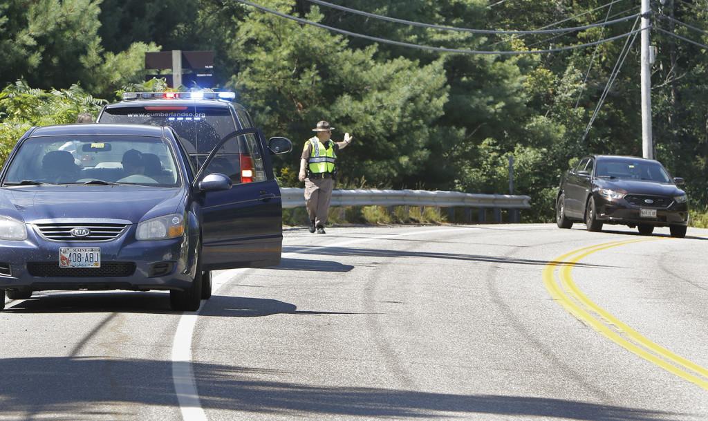 Just Licensed Teenage Driver Kills Pedestrian In Harpswell