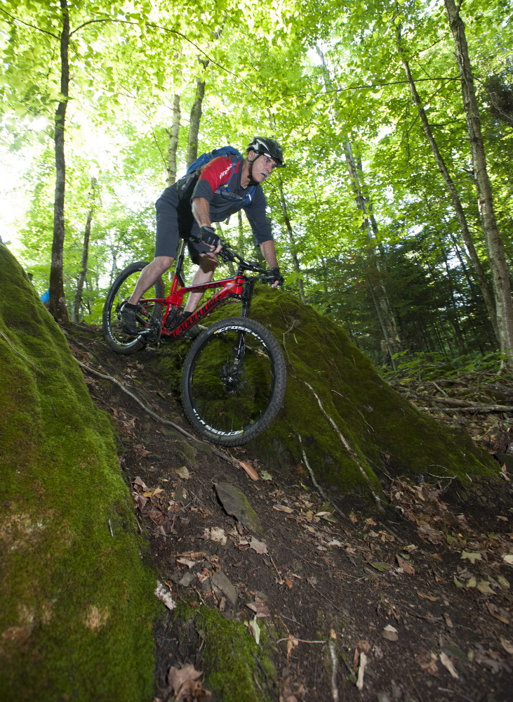 Nordic trail festival expected to draw 100 mountain bikers for Portland maine bike trails