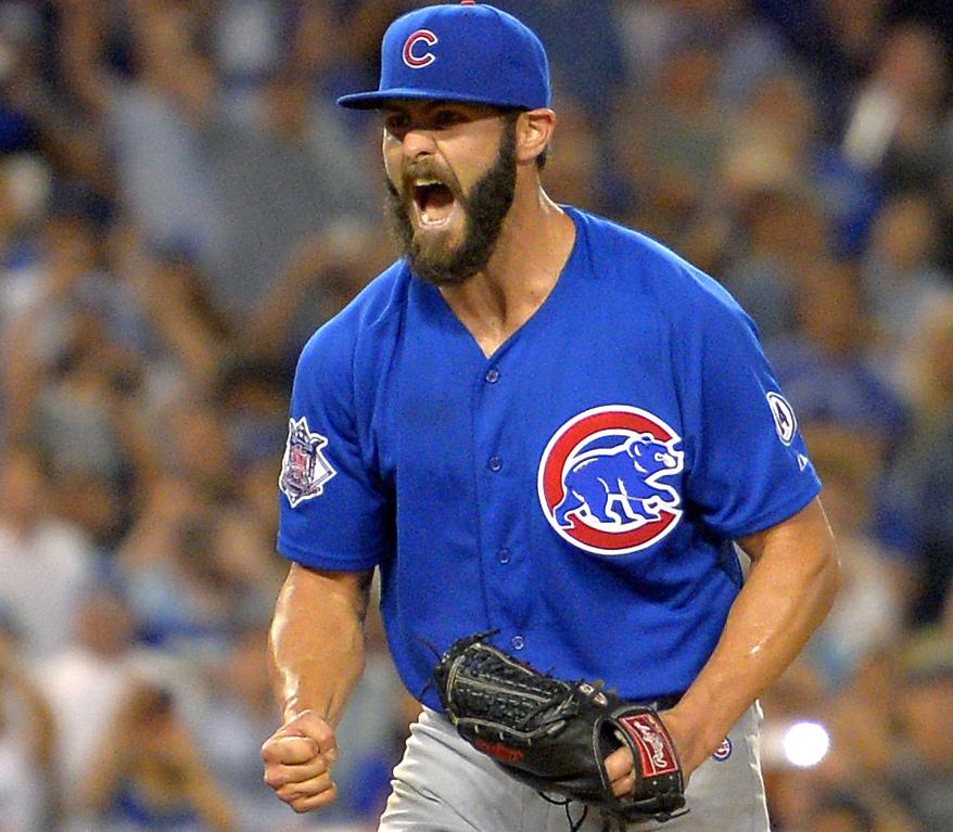 Major League Roundup: Cubs' Arrieta Gets The Latest No