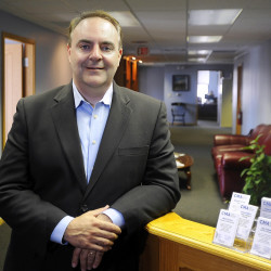 David Ciullo says Career Management Associates' mission is to help Maine businesses find great workers.