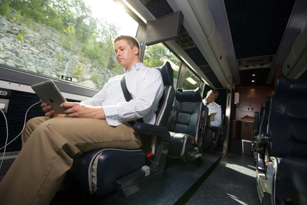 Portland To Get Its Only Direct Bus Service To New York