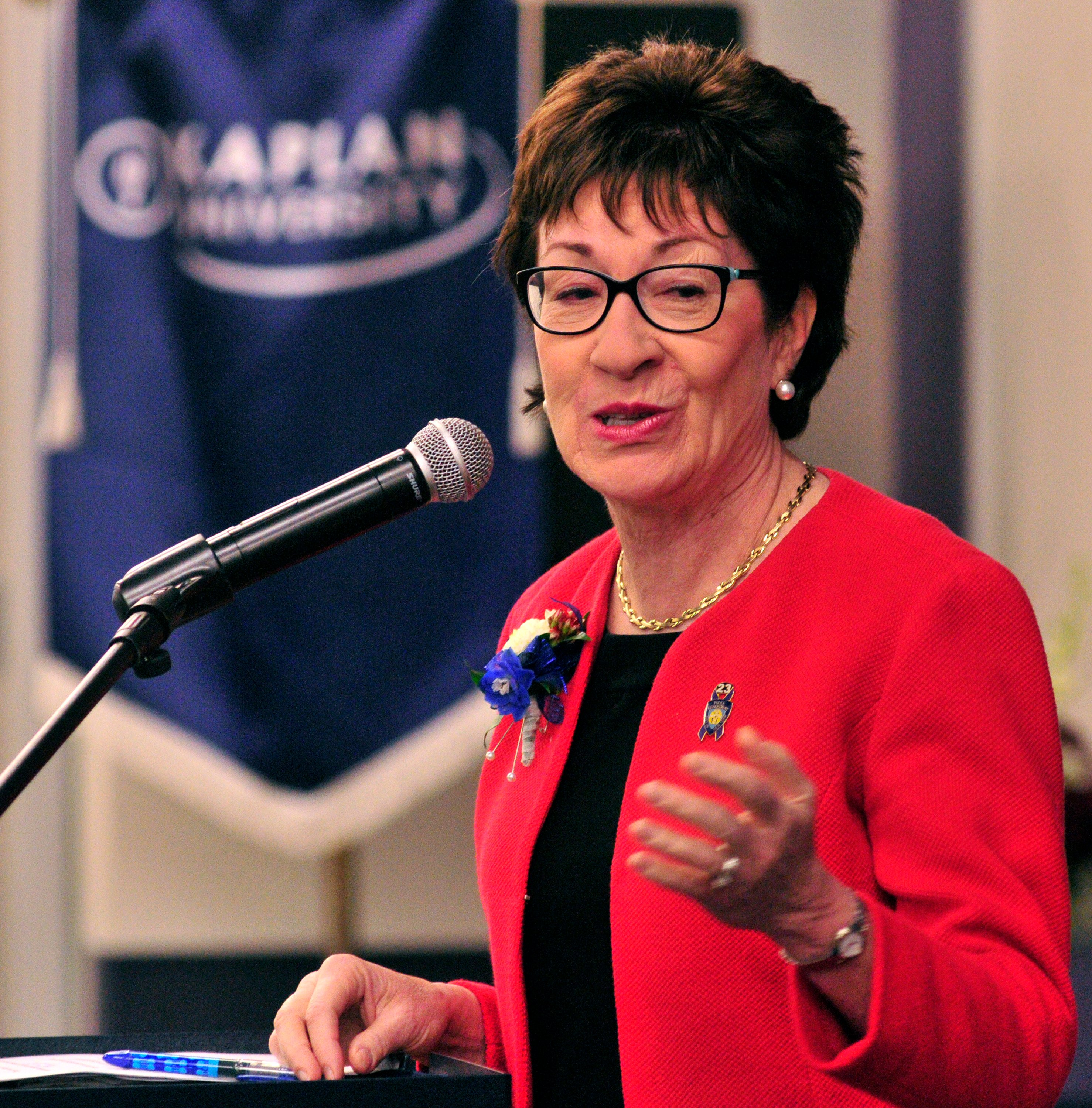 Sen. Susan Collins pitches mental health bill in wake of ...