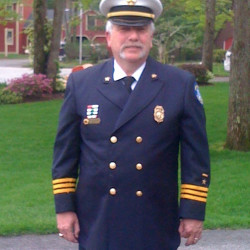 """Vincent """"Vinny"""" A. Di Fillipo is remembered as devoted to the Portland Fire Department and as """"someone you could always count on."""""""