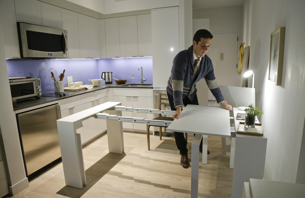 Micro Apartments The Latest Experiment In New York City