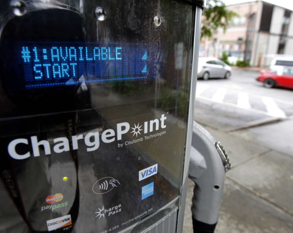 Maine and Quebec plan to add charging stations along the main route between the two to encourage tourist traffic.